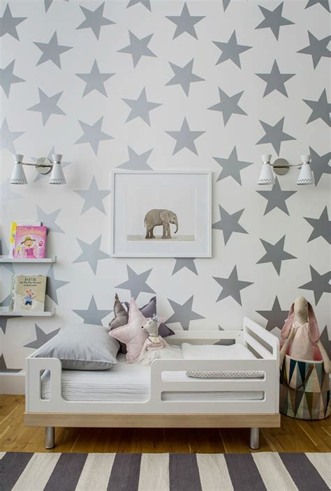 star wallpaper bedrooms cool picks for kids from icff 2014 project nursery