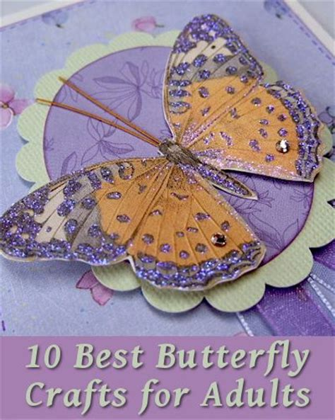 activity ideas for adults best photos of butterfly crafts for adults butterfly