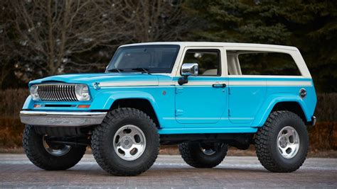 jeep concept vehicles 2015 jeep reveals seven concept cars for 2015 moab safari car