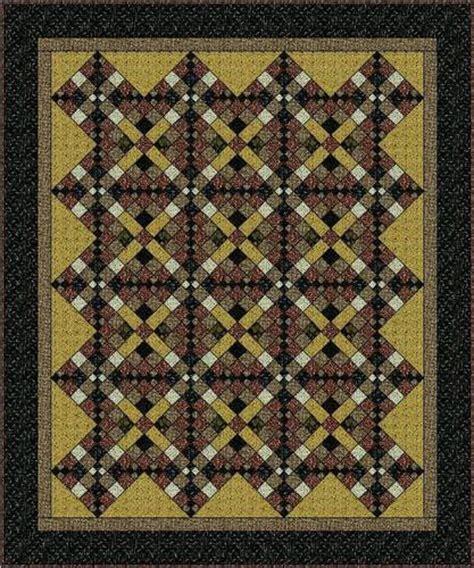 Quilt Pattern Vintage | vintage chains quilt pattern crafts pinterest