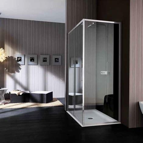 piatto doccia samo box doccia samo vis 120x80 profili in acciaio scontato