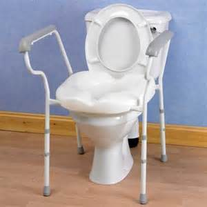 elite deluxe toilet frame toileting aids toilet frames