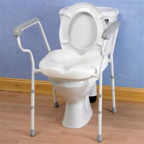 disabled aids for the bathroom elite deluxe toilet frame