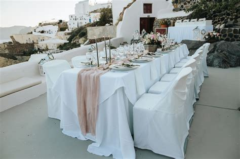 Picture Of blush wedding decor