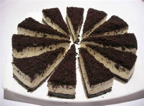 resepi oreo cheese cake  bakar resepi bonda