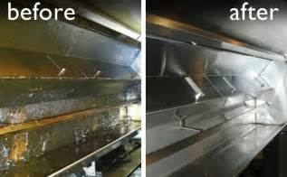 Kitchen Exhaust Cleaning by Cleaning Service Firepro Bend