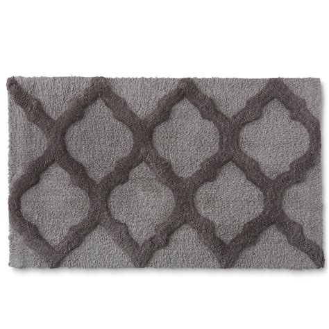 Trellis Bath Rug Cannon Tufted Bath Rug Trellis Home Bed Bath Bath Bath Towels Rugs Bath Rugs Mats