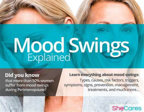 mood swings in women over 50 mood swings shecares com