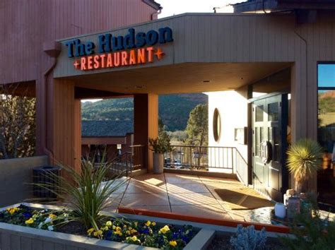 the hudson sedona top level of the hillside shopping center picture of the