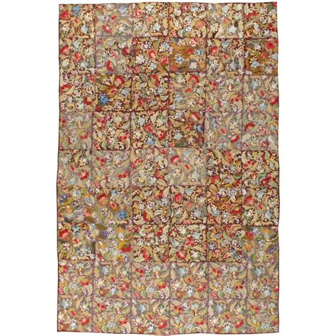 needle point rug antique needlepoint rug for sale at 1stdibs
