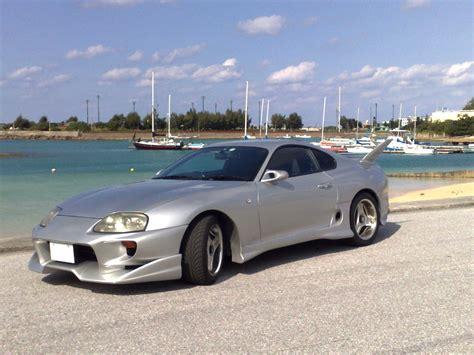 1995 Toyota Supra 1995 Toyota Supra Pictures Cargurus