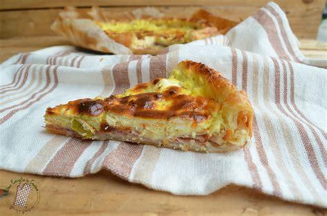 torta con fiori di zucca torta salata con fiori di zucca unafamigliaincucina