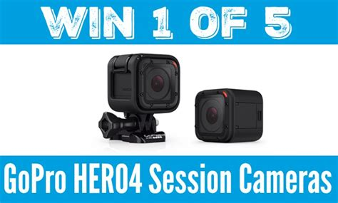 Gopro Daily Giveaway How To Win - upgrade your old gopro to a new hero4session giveaway