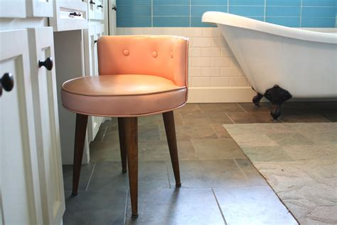 bathroom benches and stools taymor urban modern vanity stool bar stools