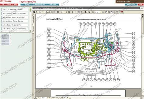 Toyota Yaris Wiring Diagram Pdf Catalogue Of Schemas