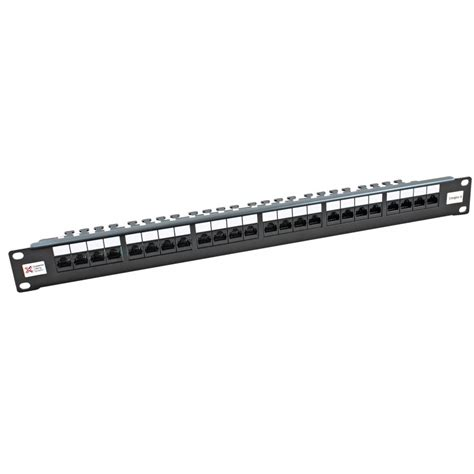 24 patch panel cat6 24 cat6 utp ccs 20 20 right angled patch panel