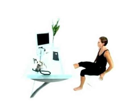 1000 images about working out desk workouts on