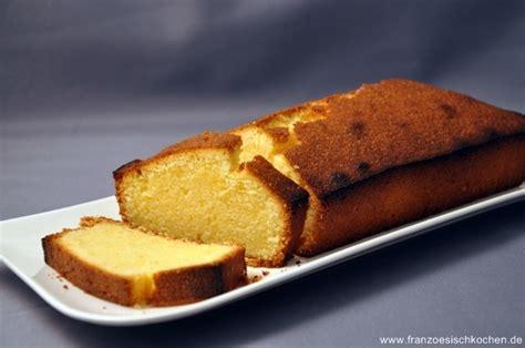 gleichschwer kuchen mit früchten quatre quarts rezept franz 246 sisch kochen