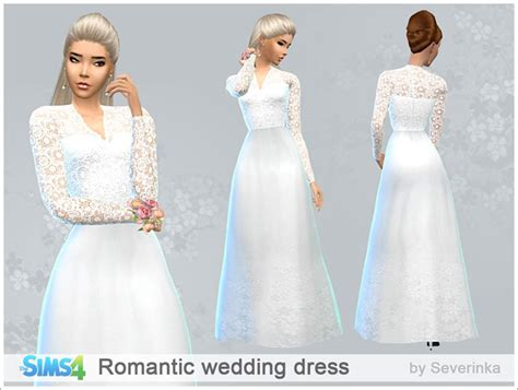 Wedding Dress The Sims 4 by Best Wedding Cc For Sims 4 Hairstyle Gallery