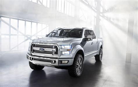 Ford Atlas 2013 Cartype