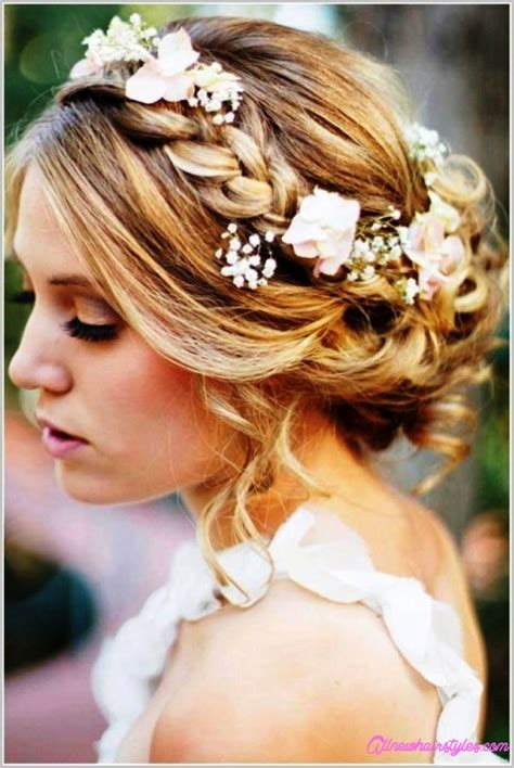 Wedding Hairstyles For Length Hair by Wedding Hairstyles For Medium Length Hair