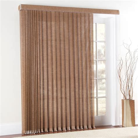 Fabric Vertical Blinds For Sliding Glass Doors 16 Best Images About Blinds And Curtains On Window Treatments Voile Curtains And