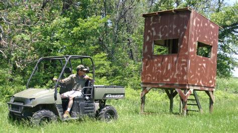 shooting house diy build a portable shooting house