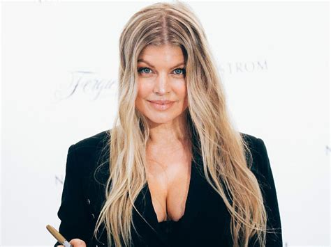 fergie on axl fifth fragrance and new album
