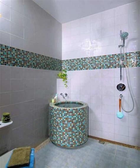 desain keramik kamar mandi minimalis biaya desain interior http desaininteriorjakarta com