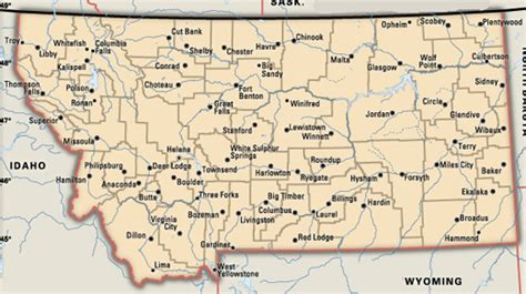bozeman mt map the vote in montana is headed for the daily yonder