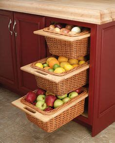 rev a shelf woven basket with rails in standard size kitchensource com rattan baskets on pinterest round dining tables solid
