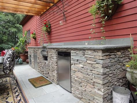 bbq outdoor kitchens nj built in grill fireplace design ideas stone bbq pit photos