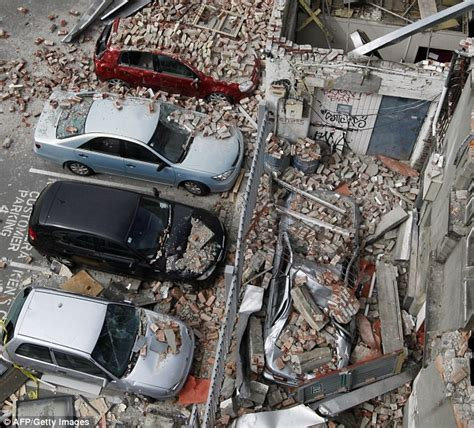 Car In New Zealand Today New Zealand Earthquake Bodies May Never Be Found As Dust