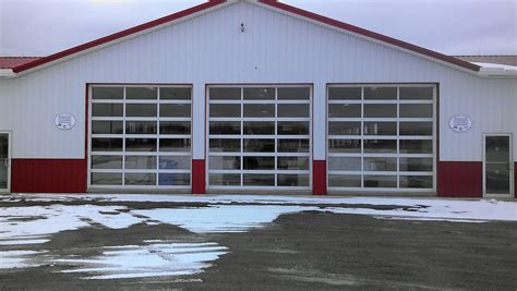 Commercial Garage Door Gallery Sunrise Door Woodworks Inc Overhead Door