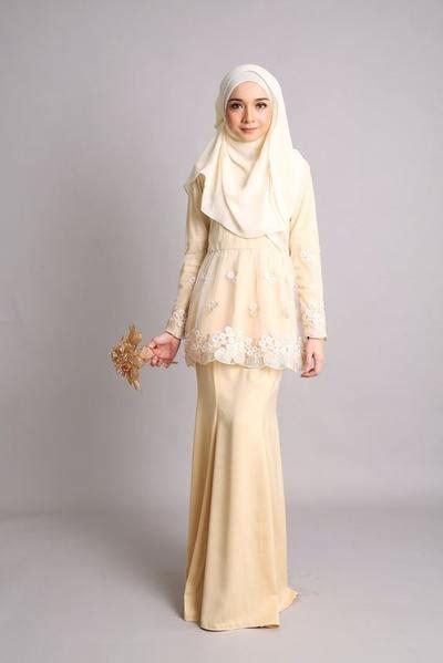 Kebaya Duyung 3 jangan bingung saat mau ke pesta ini gaun model kekinian yang cocok dipakai para hijabers