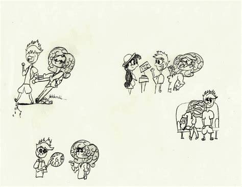 doodle espaã ol doodles pg 3 by lefthoovesdash on deviantart
