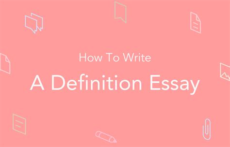 How To Write Definition Essay by What Is A Study Outline Template Essaypro