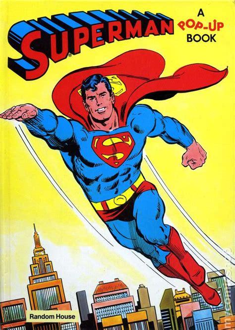 superman a pop up book hc 1979 random superman a pop up book hc 1979 random house comic books