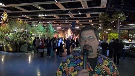 seattle flower garden show with andrew may