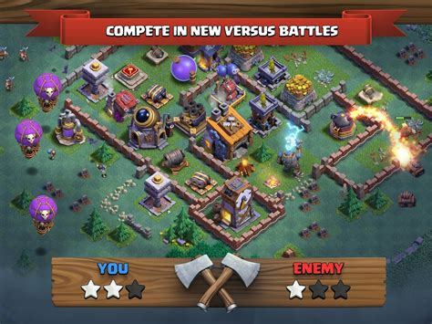 update layout coc clash of clans android apps on google play