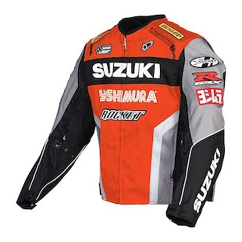 Joe Rocket Suzuki Gsxr Jacket Joe Rocket Suzuki Supersport Jacket Revzilla