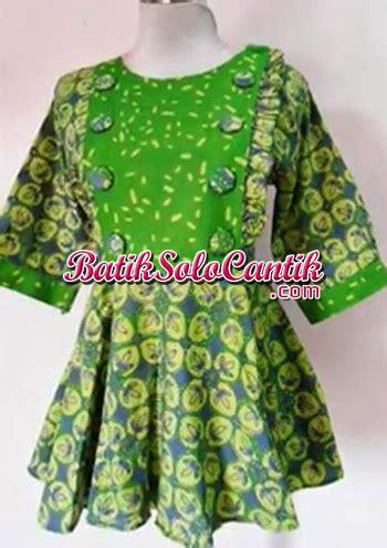 Abaya F05 baju wanita model baju batik kerja peplum dhea f05 baju