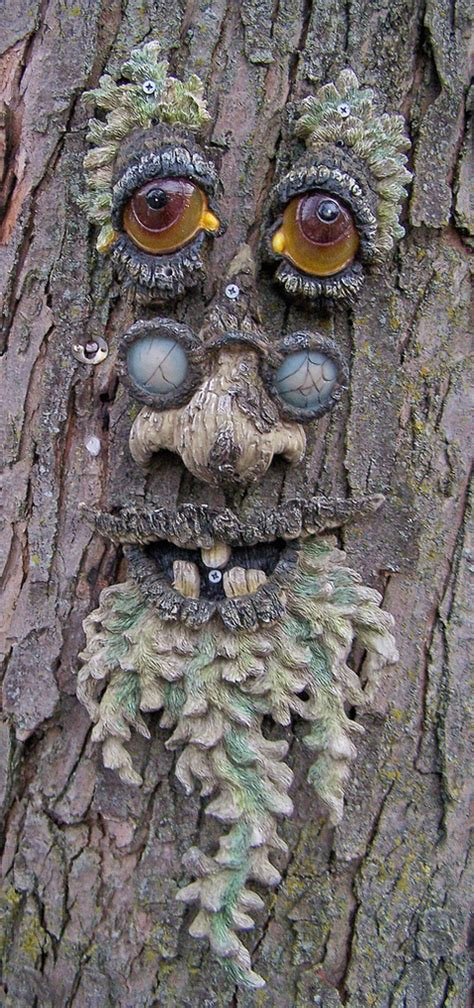 tree face dreams happy things tree faces