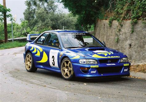 subaru gc8 rally subaru impreza 1g gc all racing cars