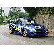 Subaru Impreza 1G GC  All Racing Cars