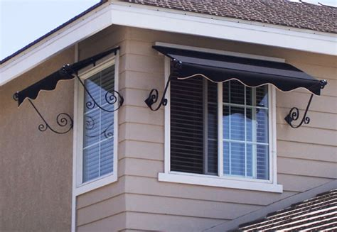 Fixed Metal Awnings by Sunmaster Awnings Gallery Fixed Stationary Awnings San