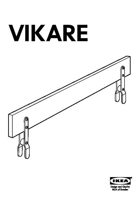lit vikare ikea vikare barri 232 re lit blanc ikeapedia the ikea encyclopedia