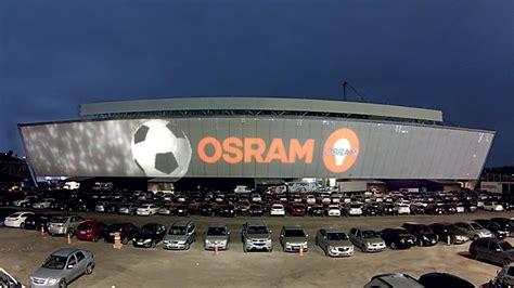 Lu Osram 2014 Stade Arena Corinthians De S 227 O Paulo 233 Clair 233 Par Osram