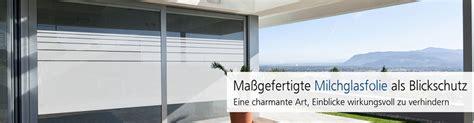 Sichtschutzfolie Fenster Zuschnitt by Elegante Sichtschutzfolie Im Zuschnitt Fensterperle De