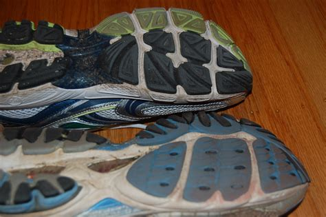 when are running shoes worn out when to retire running shoes chanman s